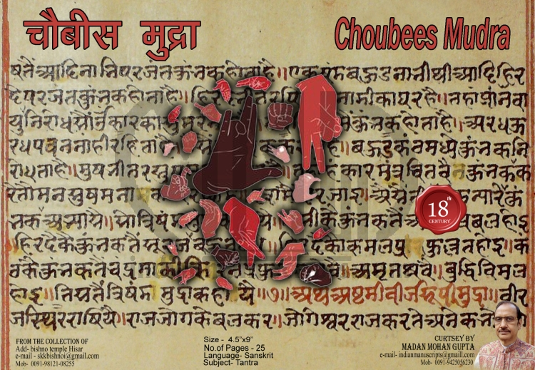 Yantra, Mantra, Tantra - Rare Collection of Scripts only at